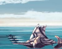 Humaliens battle 5