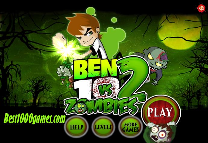 Ben10 vs Zombies 2