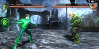 Green Lantern Combat