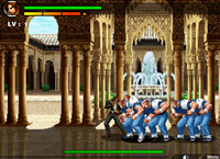 King of Fighters 4