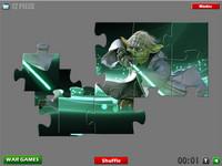 Star Wars Yoda Puzzle