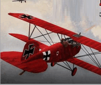 The Red Barron 1918
