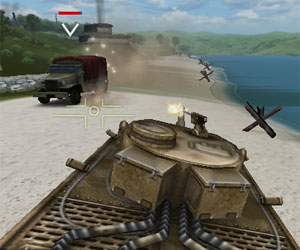 Tank Attack 3D